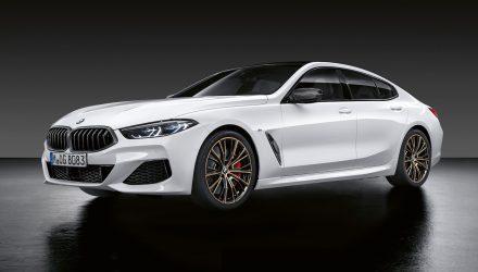 BMW 8 Series GC, 3 Series Touring, X1 get M Performance parts