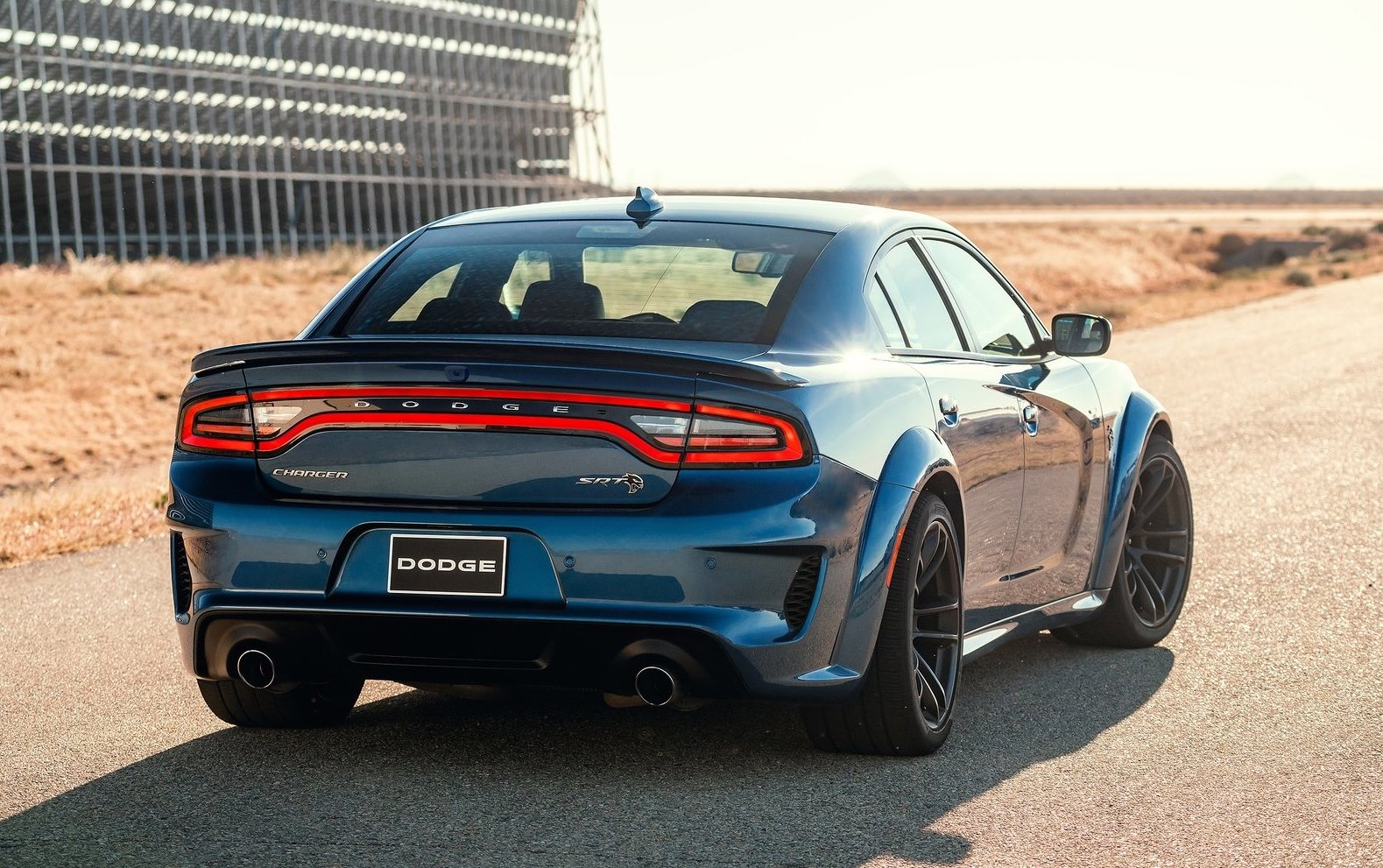 2020 Dodge Charger Srt Hellcat Widebody Revealed Performancedrive
