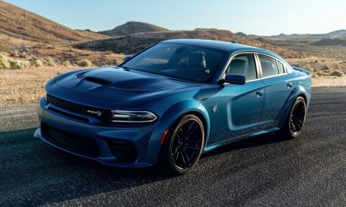 2020 Dodge Charger SRT Hellcat Widebody revealed