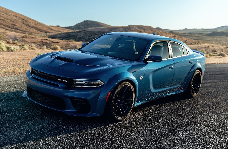 2020 Dodge Charger Srt Hellcat Widebody Revealed Performancedrive