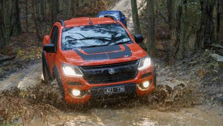 2020 Holden Colorado now on sale in Australia