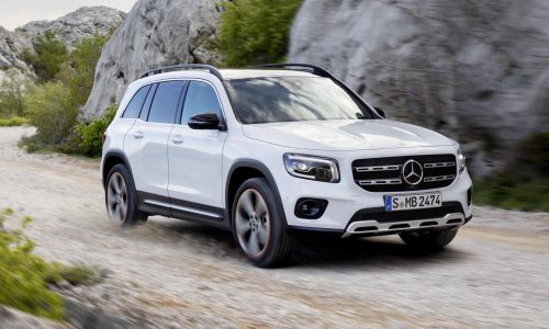 2020 Mercedes-Benz GLB revealed as new 7-seat compact SUV