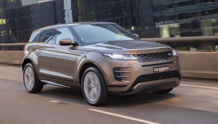 2020 Range Rover Evoque now on sale in Australia from $62,670