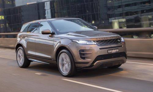 2020 Range Rover Evoque now on sale in Australia from $62,670