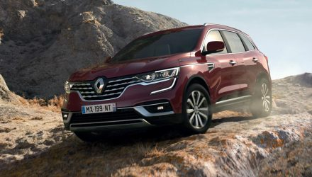 2020 Renault Koleos revealed with mild updates