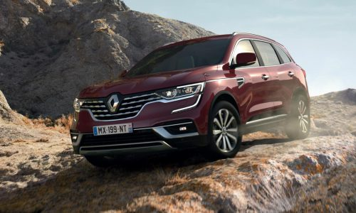 2020 Renault Koleos revealed with mild updates