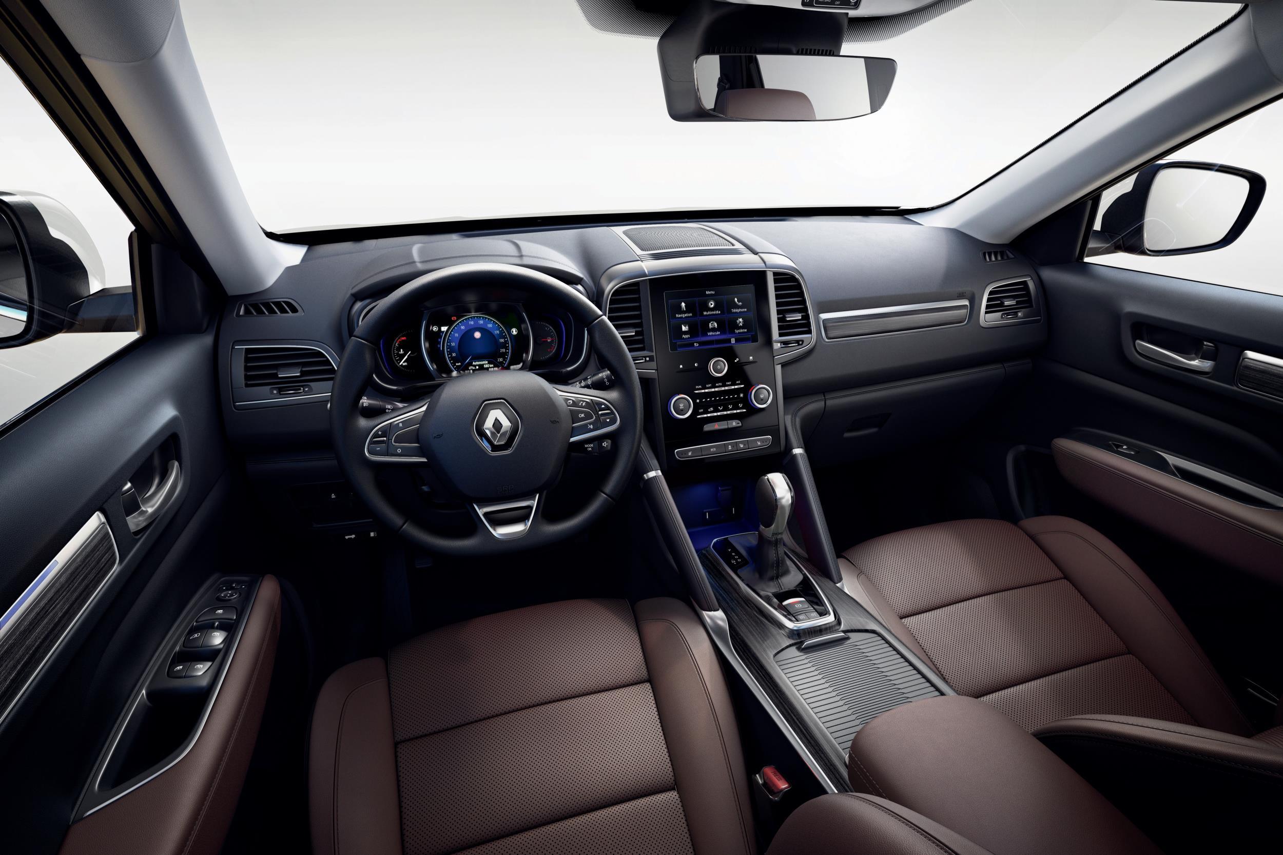 2020 Renault Koleos Revealed With Mild Updates Performancedrive