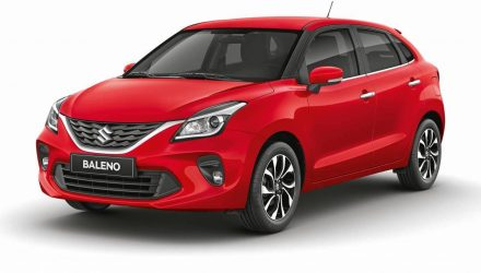 2020 Suzuki Baleno Series 2 revealed, arrives in August