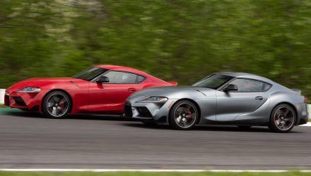 First Australian Toyota GR Supra allocation sells out in 7 minutes