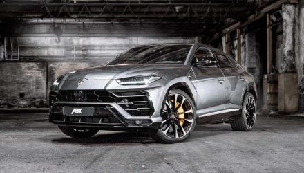 ABT creates tuning upgrade for Lamborghini Urus