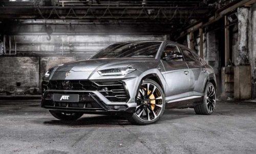 ABT creates tuning upgrade for Lamborghini Urus