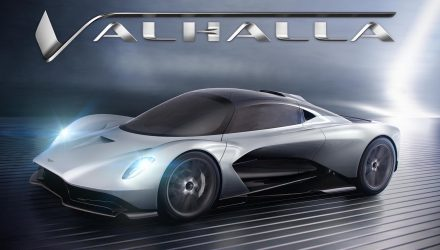 Aston Martin Valhalla name confirmed for AM-RB 003
