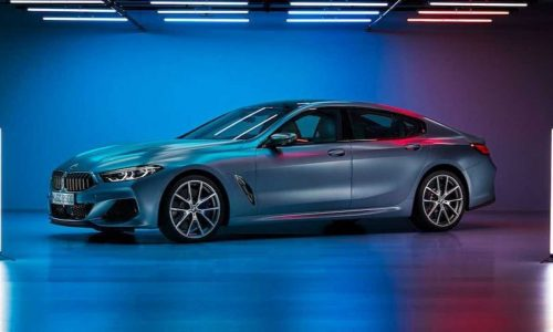 BMW 8 Series Gran Coupe revealed in leaked image