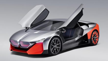 BMW Vision M NEXT concept revealed, future M1?