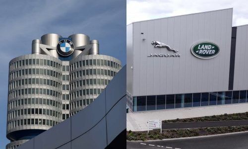 Jaguar Land Rover & BMW teaming up to co-develop electric drive units