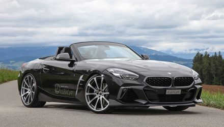 Dähler BMW Z4 M40i tuning package gives roadster M-like credentials