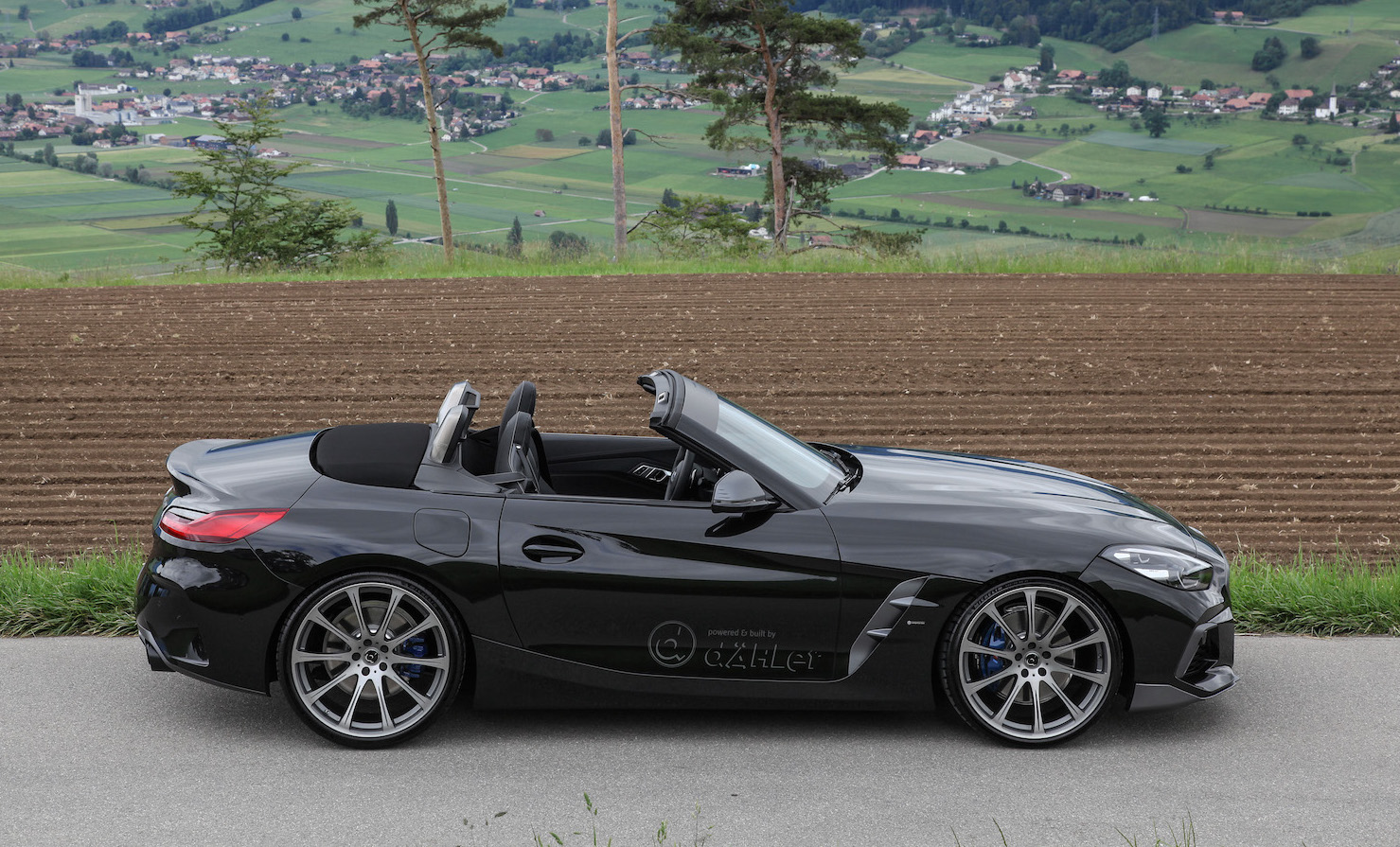D 228 Hler Bmw Z4 M40i Tuning Package Gives Roadster M Like