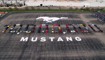 Ford Mustang sales continue to fall, long wait for Australian orders