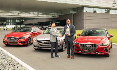 Genesis tops 2019 JD Power Initial Quality Study, Land Rover most improved