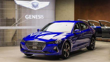 Genesis Studio opens in Sydney, first standalone showroom for Australia