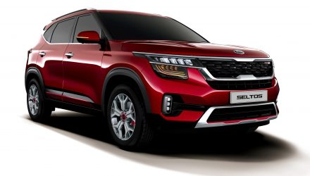 Kia Seltos revealed as all-new compact SUV
