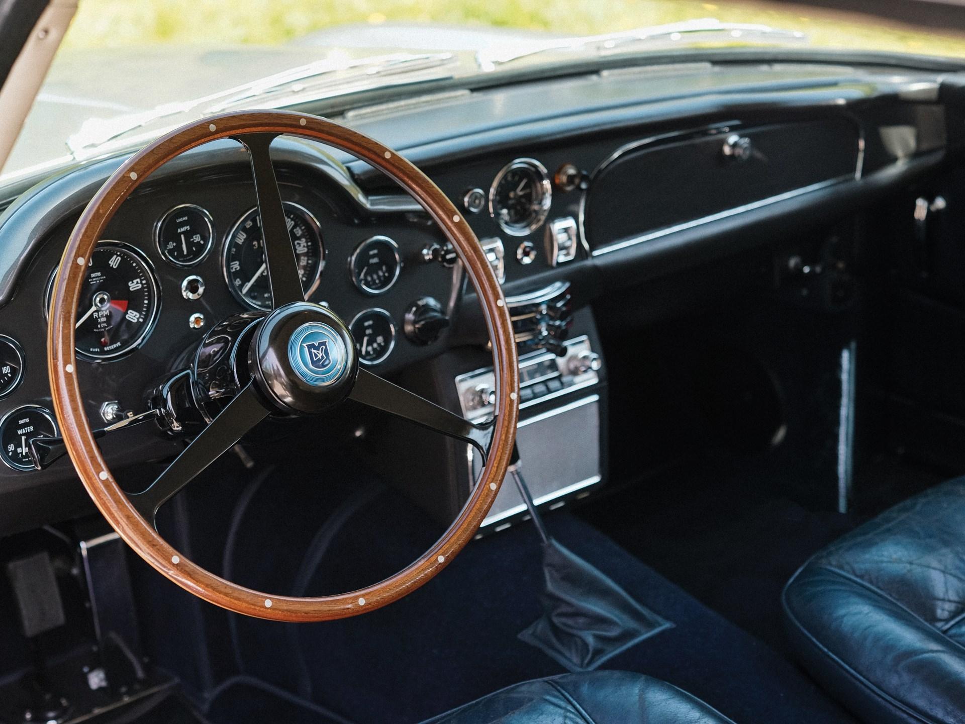 For Sale Rare 1965 Aston Martin Db5 Shooting Brake Performancedrive