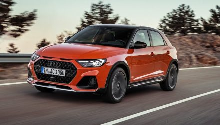 Audi A1 Citycarver unveiled as new urban small SUV
