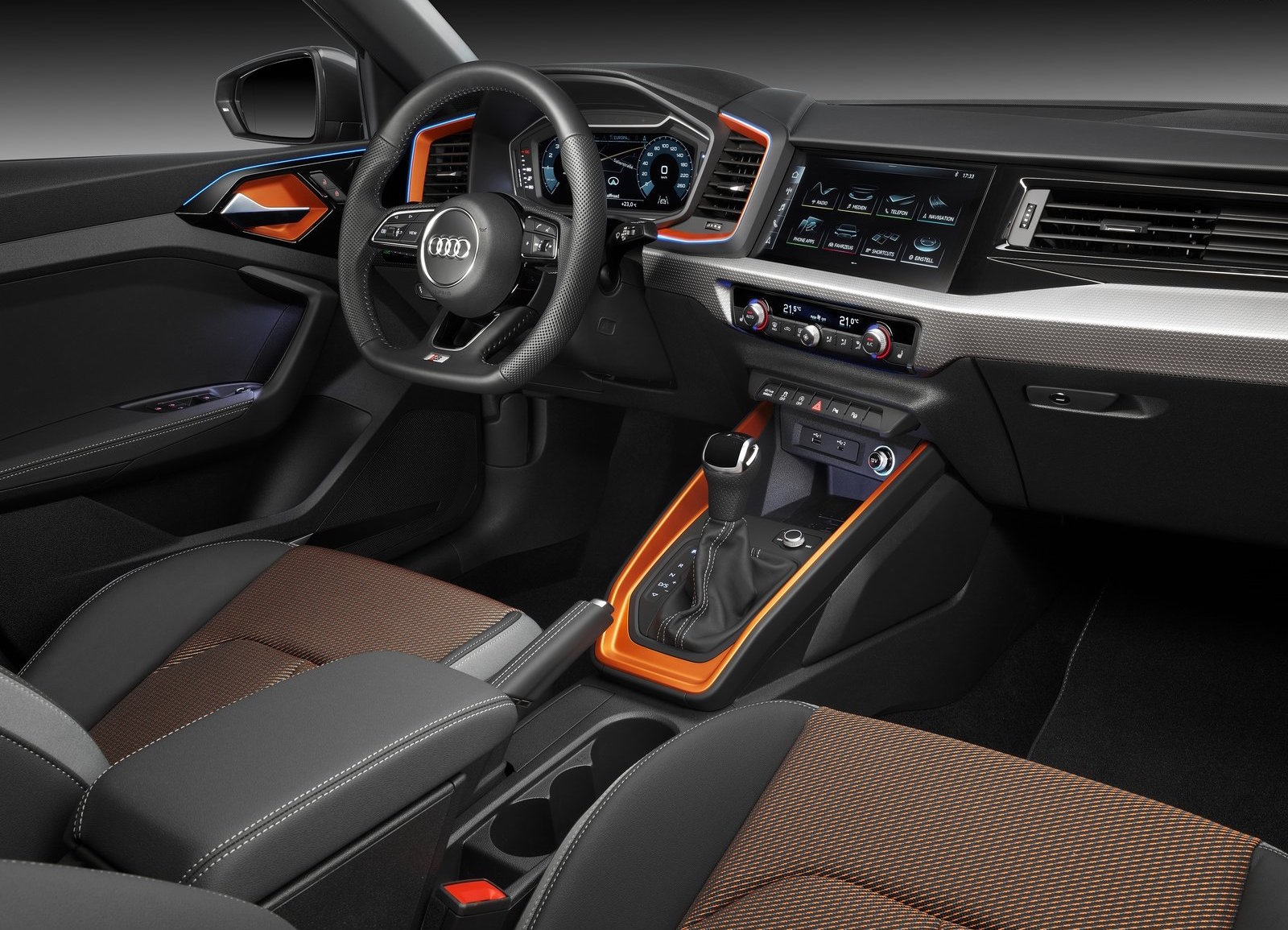 Audi A1 Citycarver Unveiled As New Urban Small Suv Performancedrive