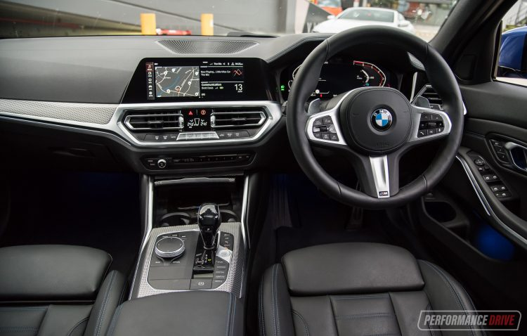 Used 750 BMW >> 2019 BMW 330i M Sport review (video) | PerformanceDrive