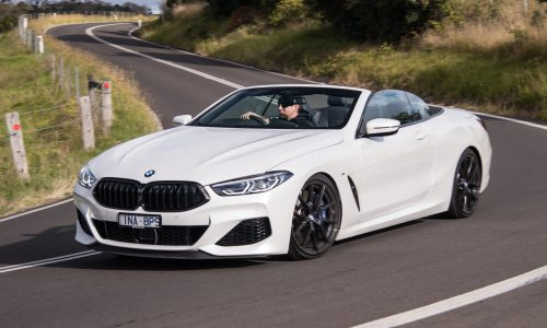 2019 BMW M850i Convertible review (video)