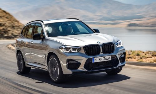 BMW posts record global sales in 2019 first-half, up 1.6%