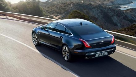 Next-gen Jaguar XJ will feature fully electric powertrain