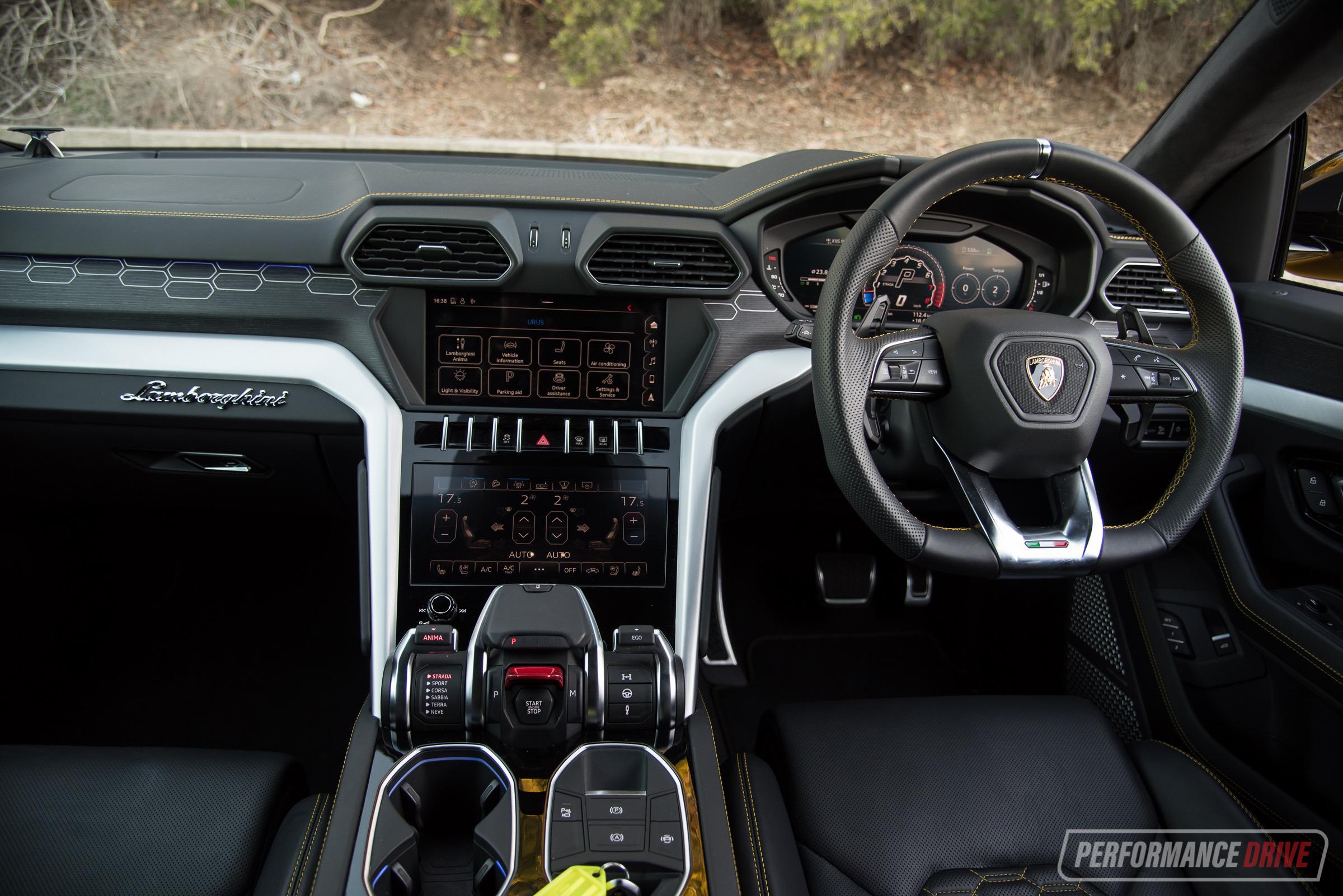 2019 Lamborghini Urus Review Video Performancedrive