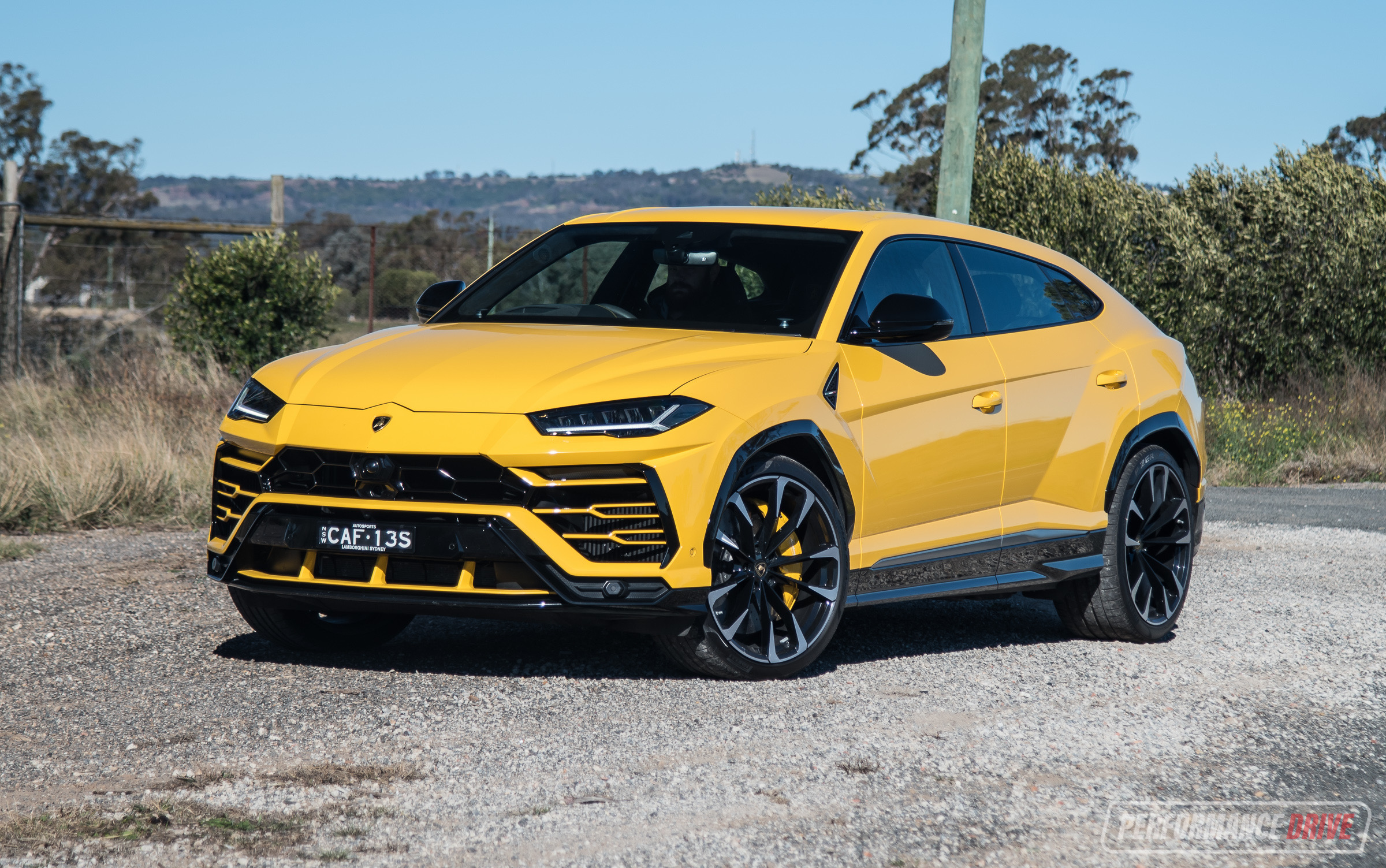 2019 Lamborghini Urus Review Video Performancedrive