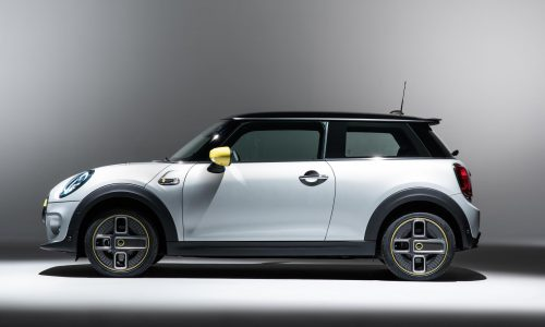 MINI Cooper SE unveiled as first fully electric model