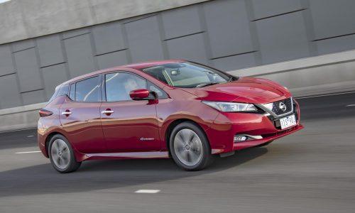 2019 Nissan LEAF now on sale in Australia