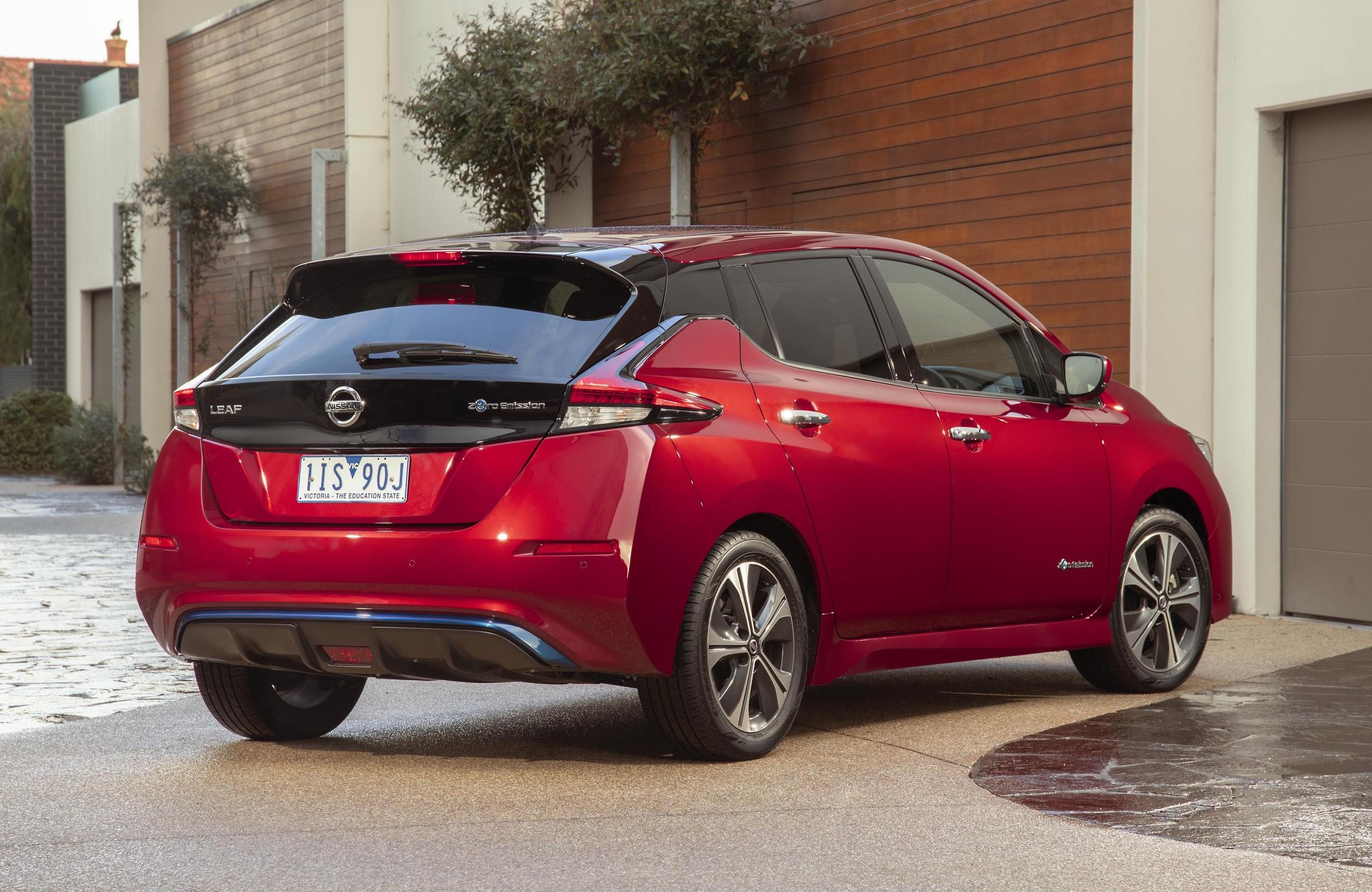 2019 Nissan LEAF now on sale in Australia | PerformanceDrive