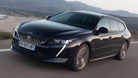 Peugeot Australia confirms EAT8 8-speed auto for new GT models