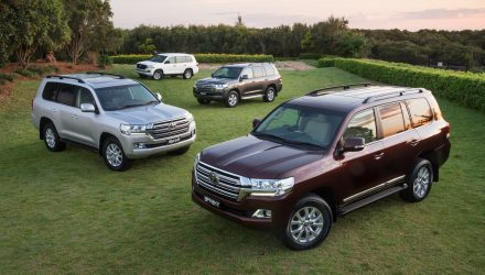 Top 10 best-selling SUVs in Australia during first half of 2019