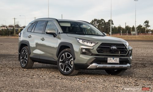 2019 Toyota RAV4 Edge review (video)