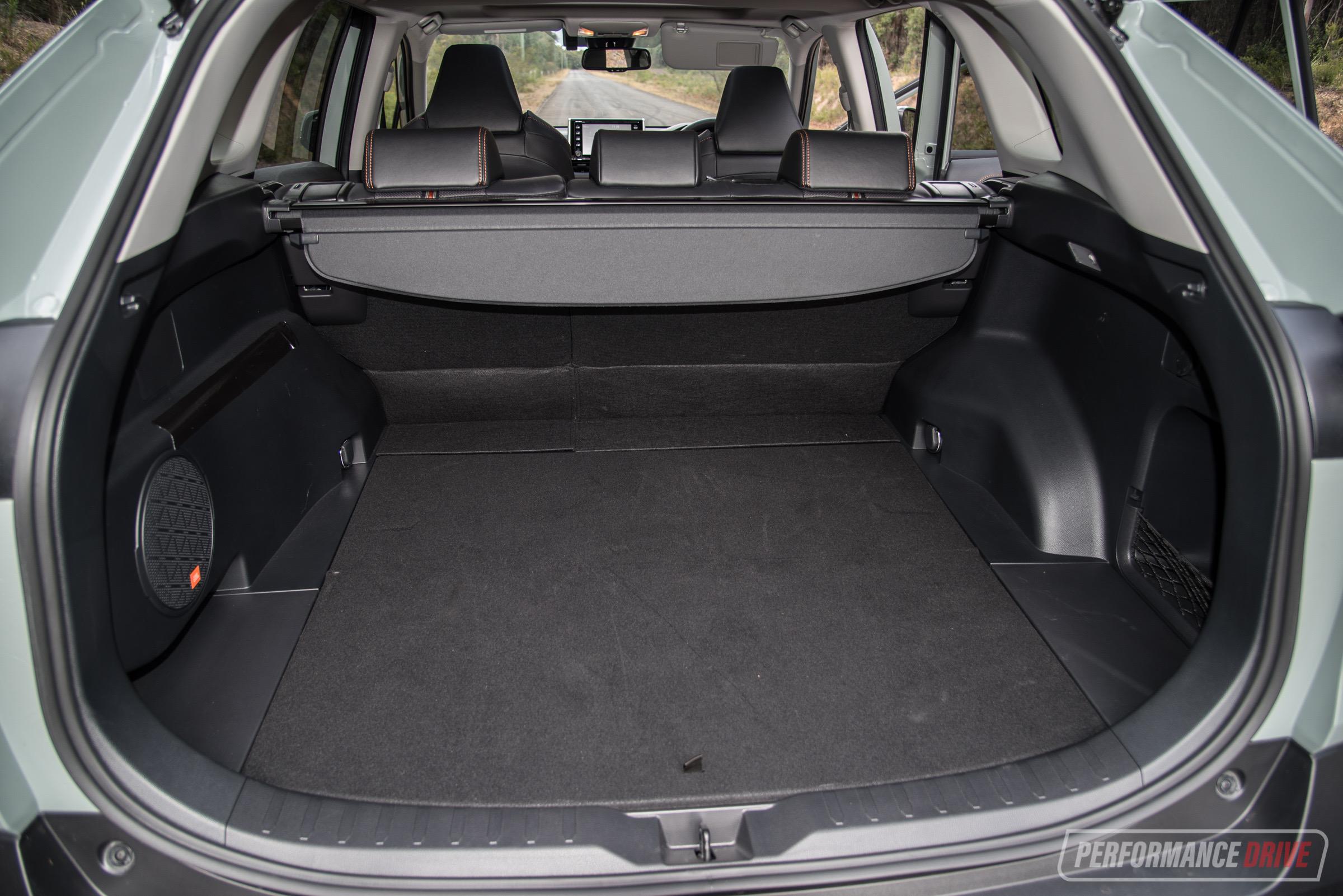 2019 Toyota Rav4 Edge Review Video Performancedrive