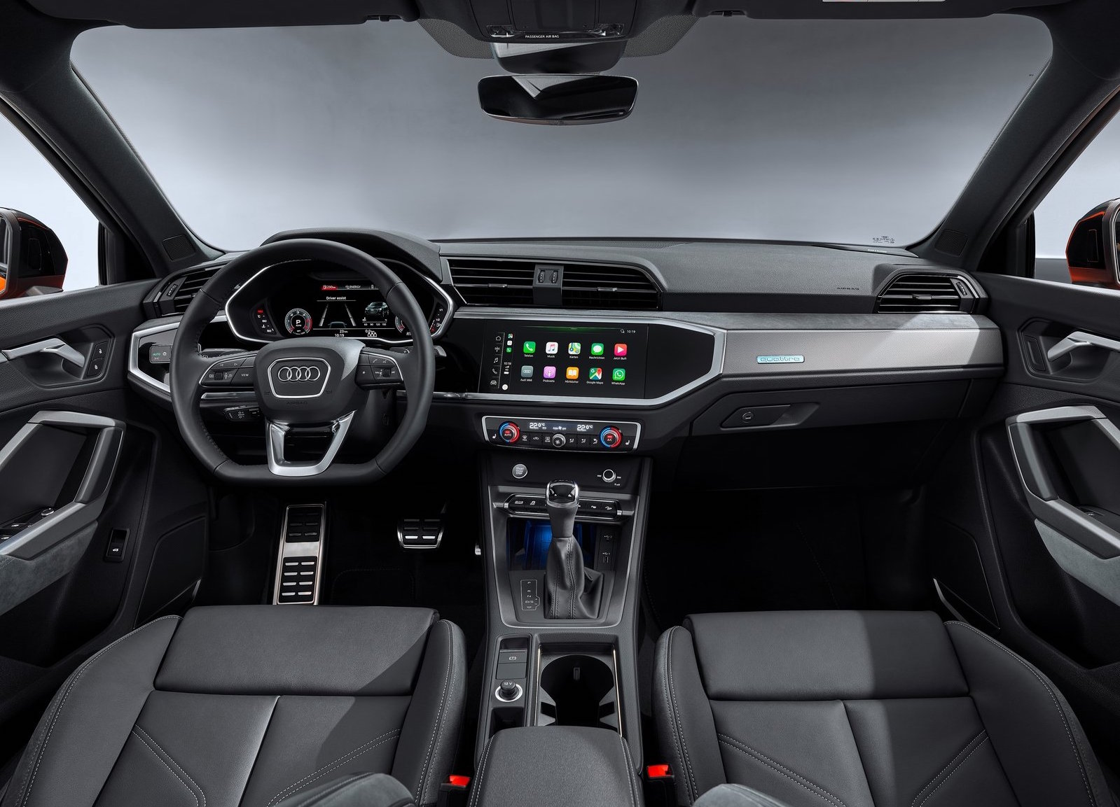 Audi Q3 Sportback Revealed As New Coupe Suv Performancedrive