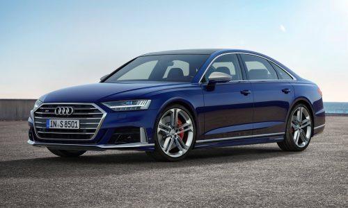 2020 Audi S8 unveiled, 4.0 TFSI V8 with 48V mild hybrid