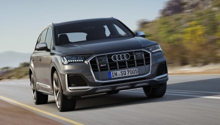 2020 Audi SQ7 TDI revealed, gets 900Nm V8