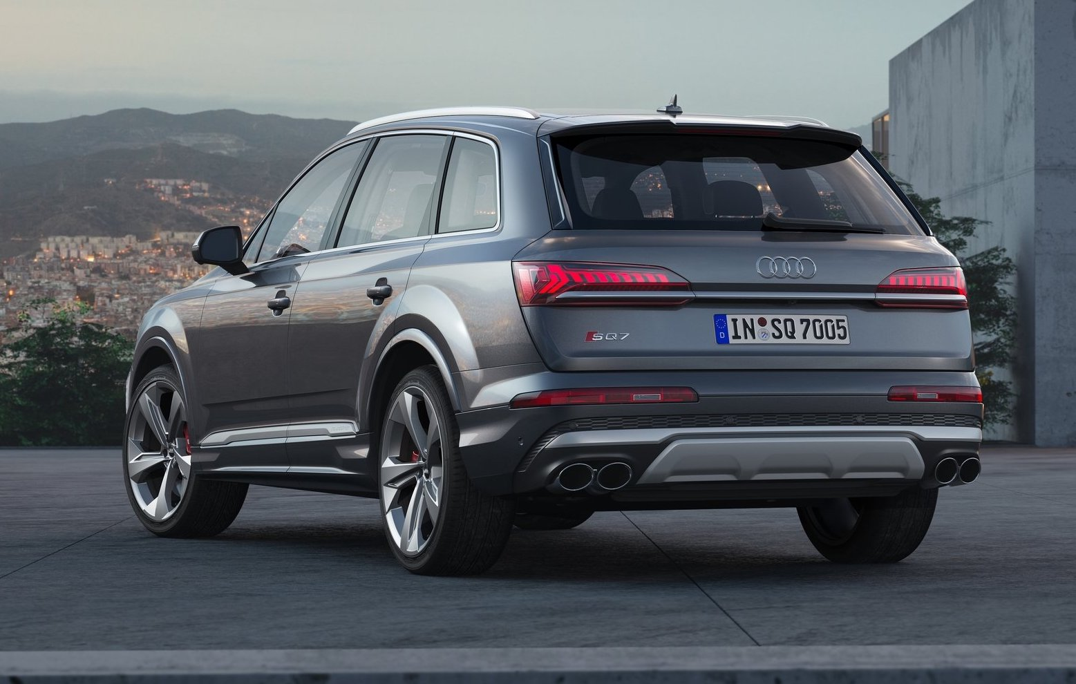 2020 Audi Sq7 Tdi Revealed Gets 900nm V8 Performancedrive