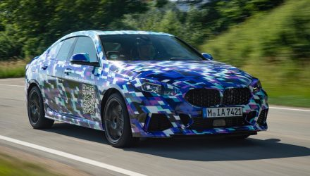BMW 2 Series Gran Coupe previewed, M235i xDrive confirmed