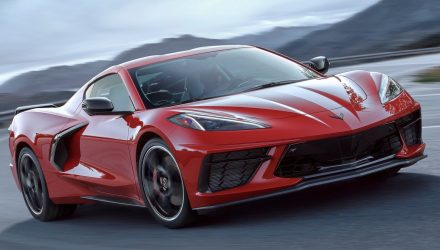 2020 Chevrolet Corvette Stingray C8 revealed, confirmed for Australia