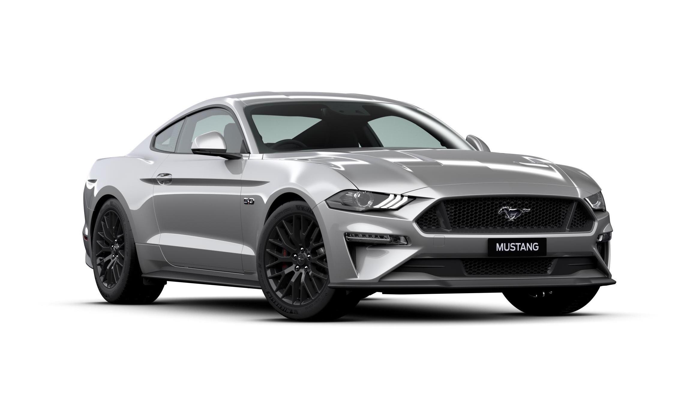 ford mustang debuts  black shadow pack performancedrive
