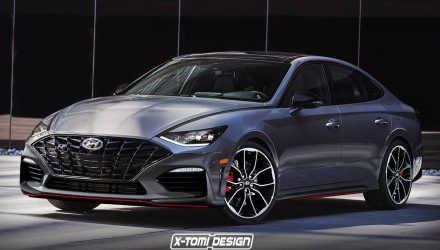 2020 Hyundai Sonata N-Line confirmed, new 2.5 turbo 'Theta-III' likely