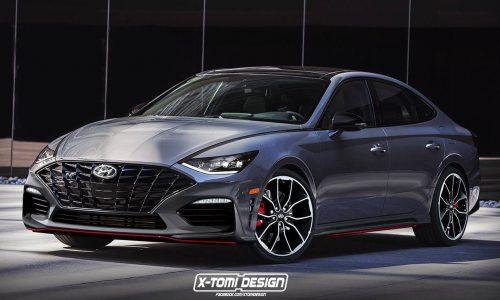 2020 Hyundai Sonata N-Line confirmed, new 2.5 turbo 'Theta-III' likely